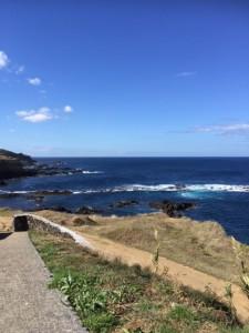 Maisemat hotellilta Azoreilla